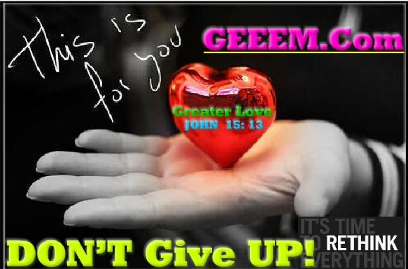 Don't Give-Up