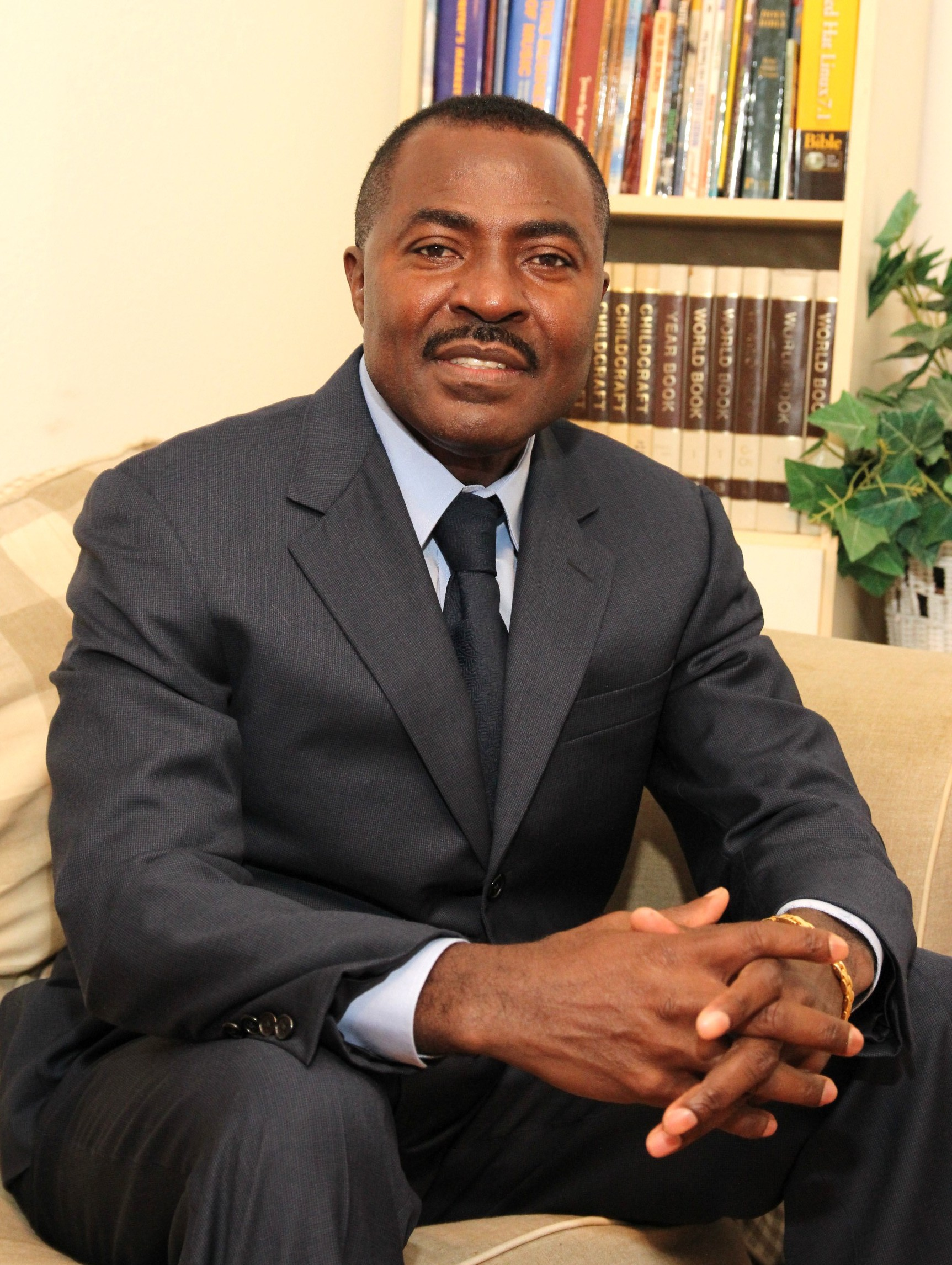 Pastor Godwin E. Enogieru